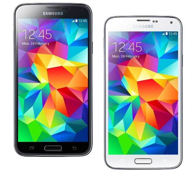 "Samsung Galaxy S5 SM-G900F 16GB (FACTORY UNLOCKED) 5.1"" HD B"